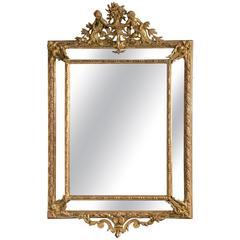 Exquisite Giltwood Mirror