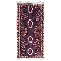 Antique Central Anatolian Kilim Rug