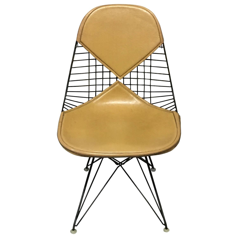 Herman Miller Eames DKR 2 Bikini Chair At 1stdibs