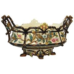 Art Nouveau Jardiniere by Workshops of Znaimo, circa 1900