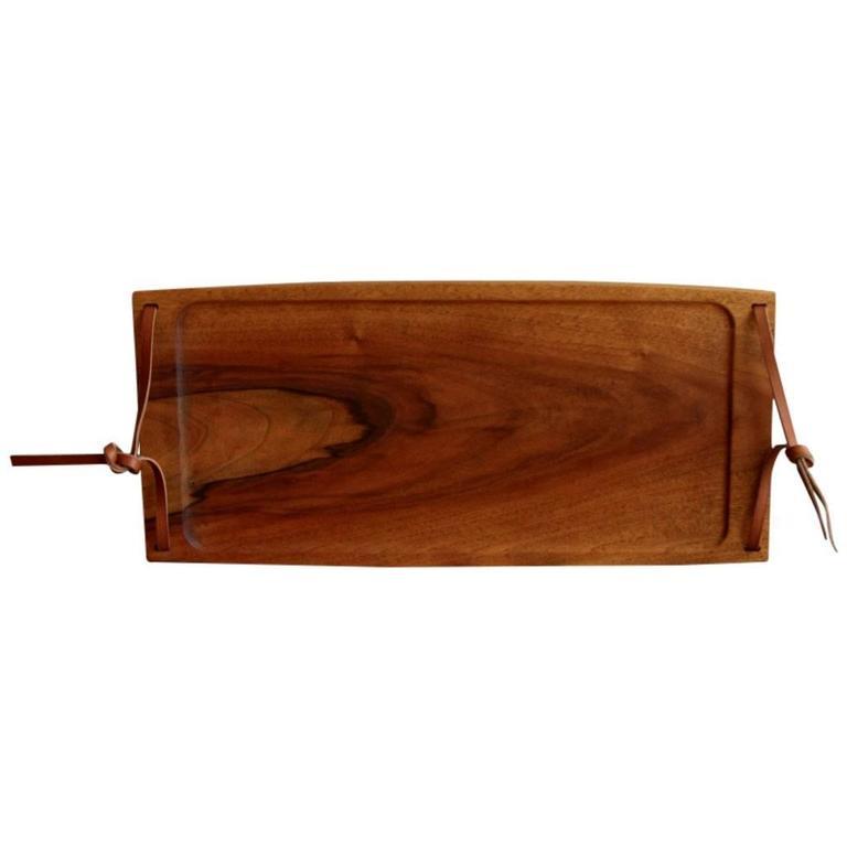 Carl AuböCk Large Wooden Board / Tray