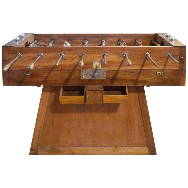 Italian Foosball Table For Sale