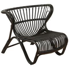 Fox Chair by Viggo Boesen in Black