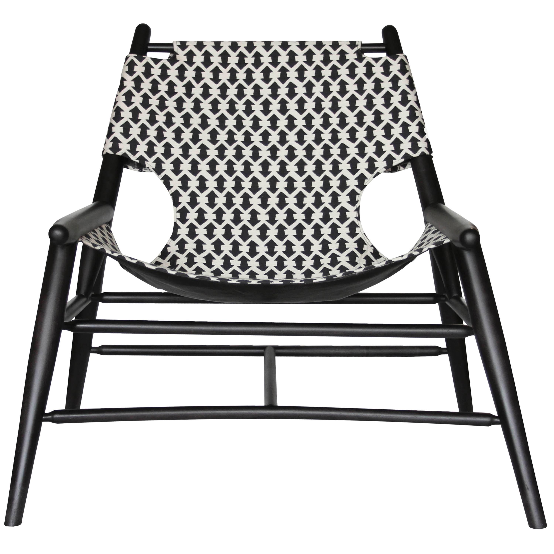 Milk Sling Chair - Arrow by Anna Karlin