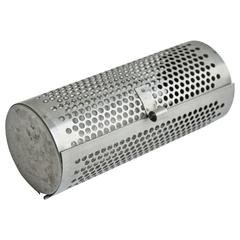 Industrial Perforated Metal Canister/Storage Container