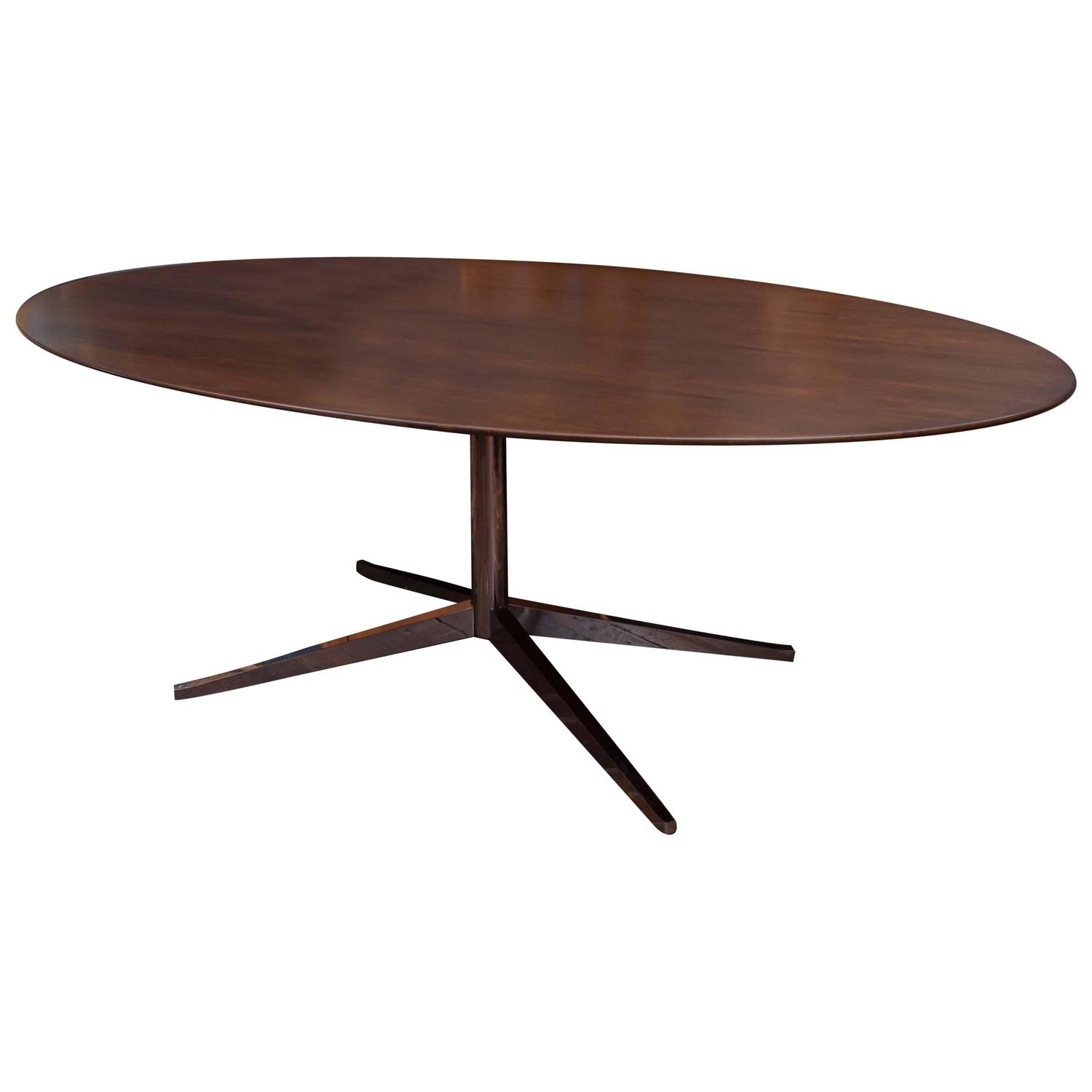 Florence Knoll Dining Table at 1stdibs