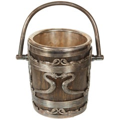St Louis Silver Company Ice Bucket
