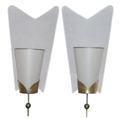 Pair of Sconces by Mathieu