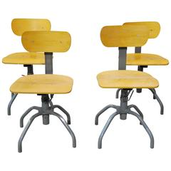 1960 Industrial Chairs - Stools