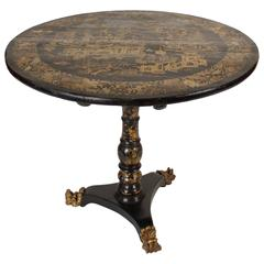 Chinese Export Occasional Table