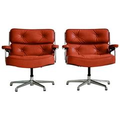Charles Eames Time Life Lounge Chairs