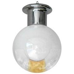 Globe Pendant by Mazzega