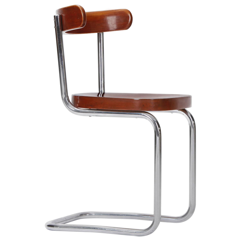 Bauhaus tubular steel lounge chair at 1stdibs - Bauhaus Tubular Steel Lounge Chair At 1stdibs 21