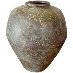 Rustic Chinese Water Jar