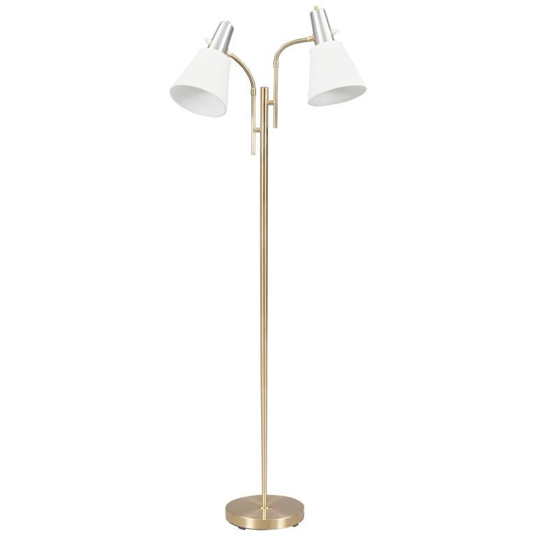 Modern Swedish Floor Lamp Circa 1960 For Sale At 1stdibs