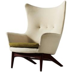 H.W. Klein Reclining Wingback Chair