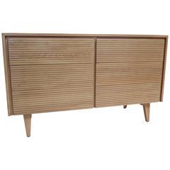 Mengel Furniture Solid Ash Wood Six-Drawer Dresser