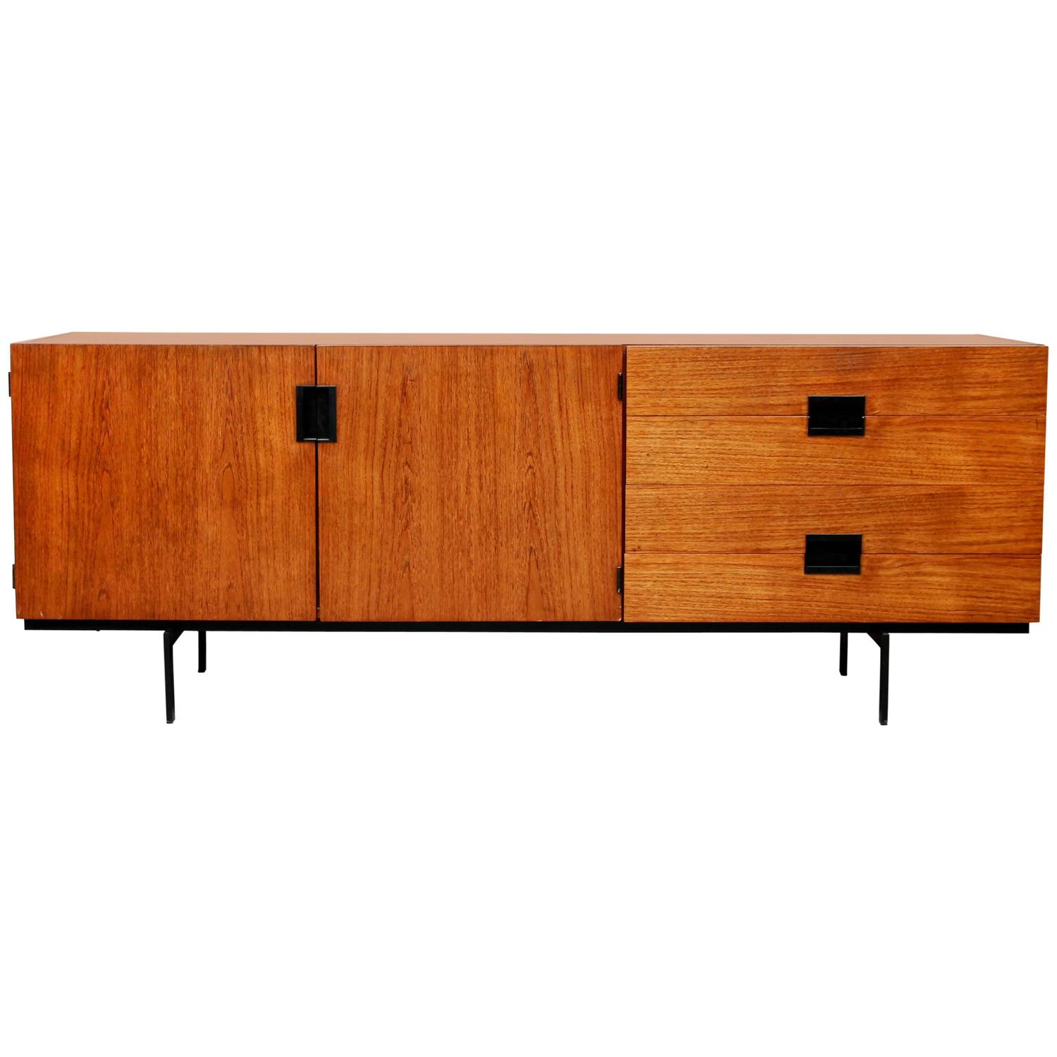 Cees Braakman for UMS Pastoe Sideboard Model DU04 Dutch ...