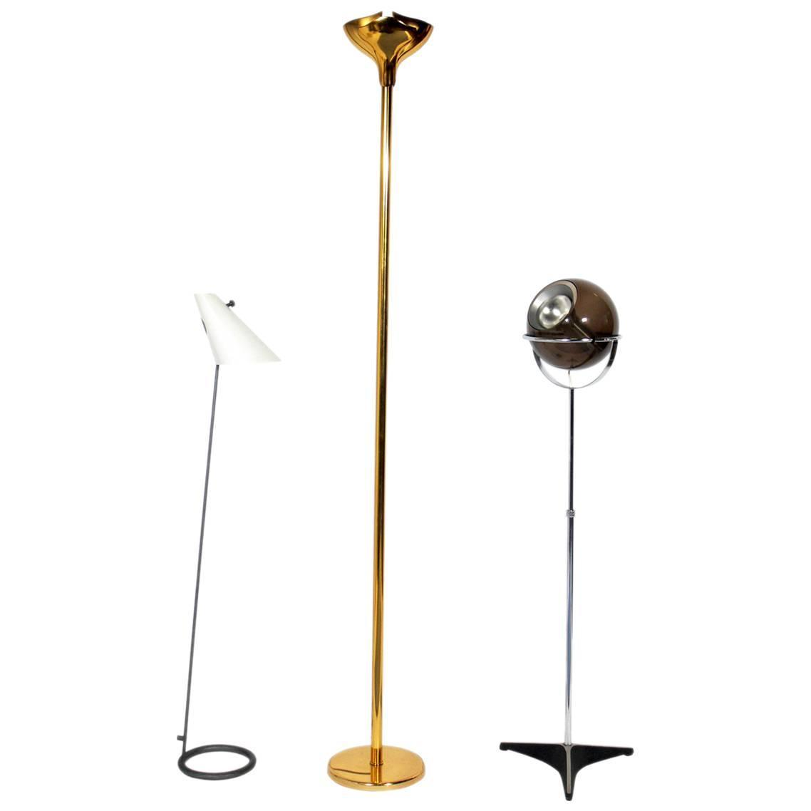 Selection Of Modern Floor Lamps For Sale At 1stdibs