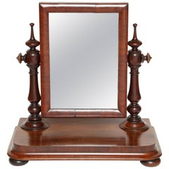 Mahogany Dressing Mirror