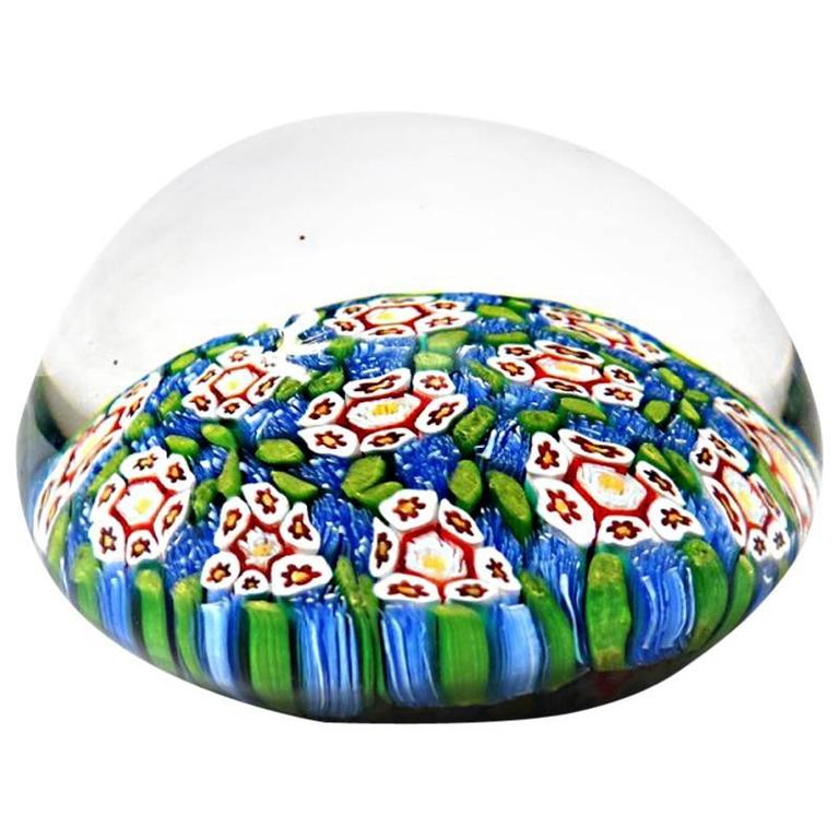 Old Paperweight Murano For Sale