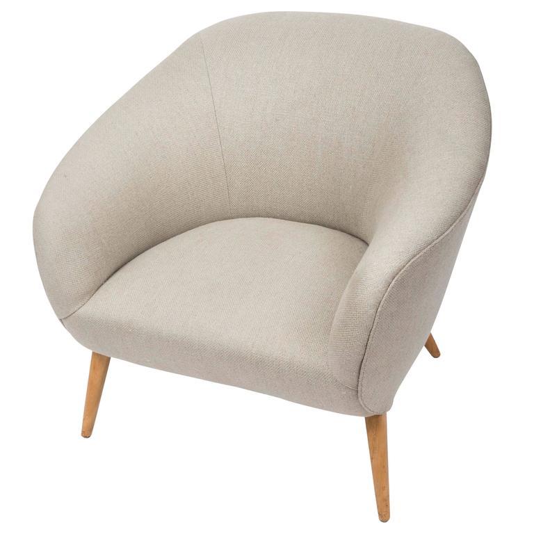 Mid-Century Tub Chair