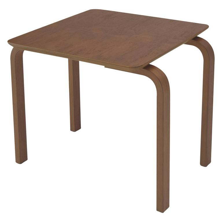 Made in Denmark Occasional Table Teak and Plywood