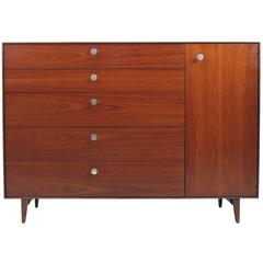 Early Thin Edge Cabinet by George Nelson for Herman Miller