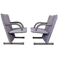 Arflex T-Line Chairs