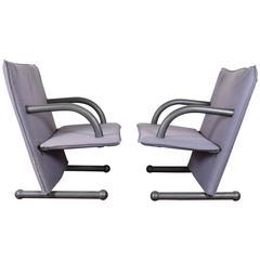 Arflex T-Line Chairs