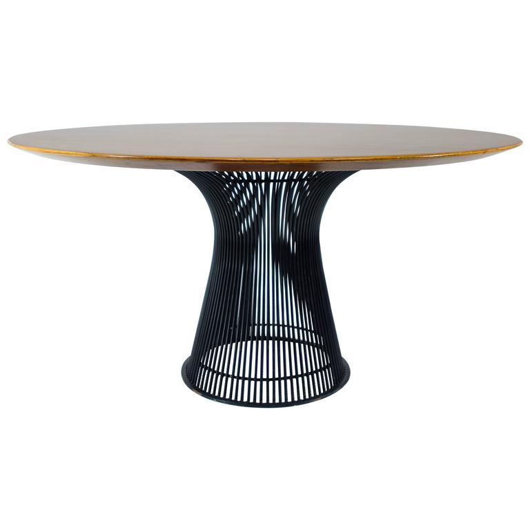 Warren Platner Dining Table at 1stdibs : 4175153l from www.1stdibs.com size 768 x 768 jpeg 24kB