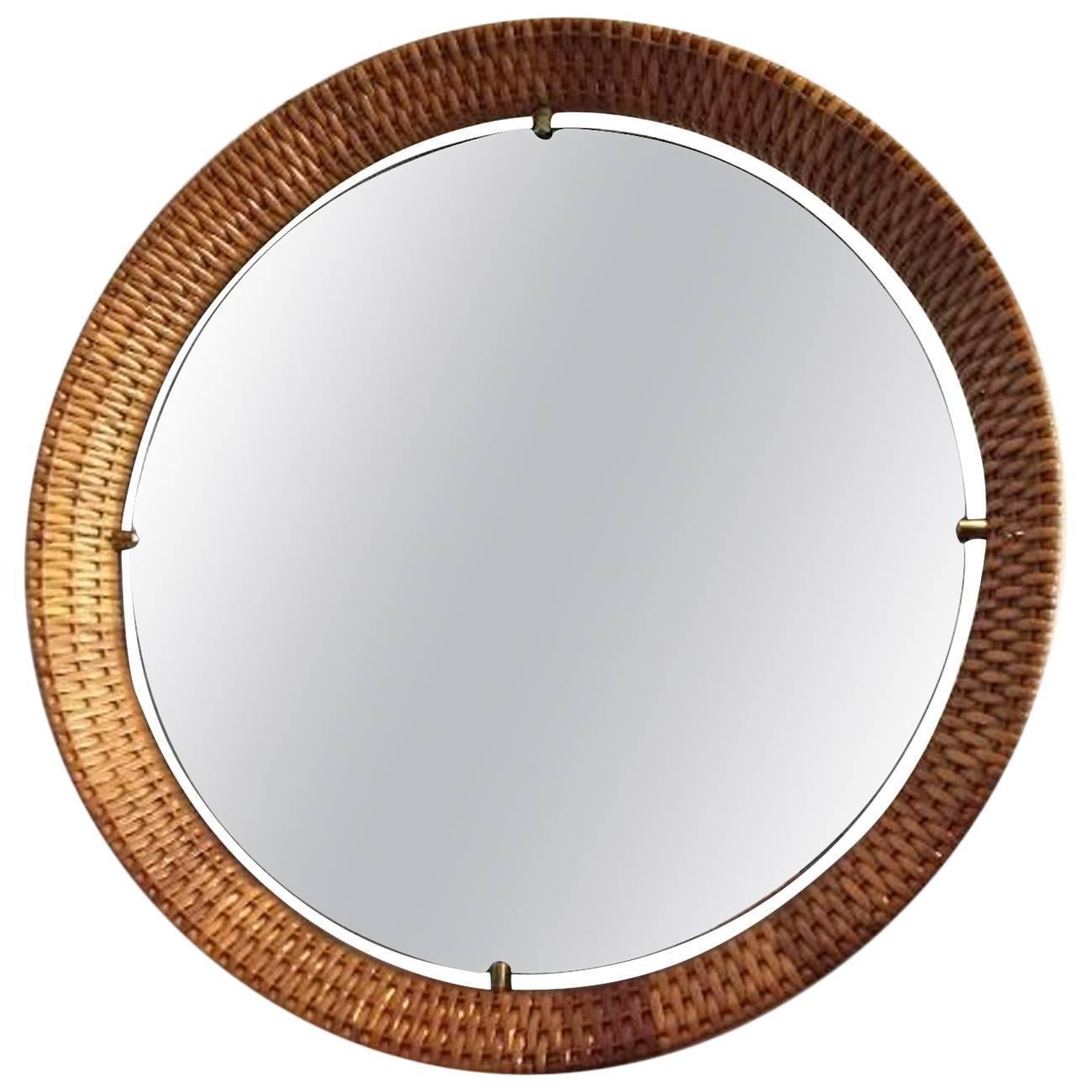 Brass Chrome Wall Vanity Mirrors