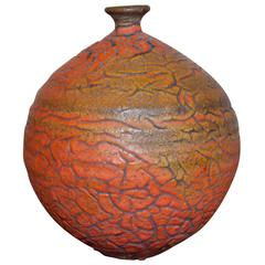 Doyle Lane Studio Pottery Weed Vase California Design