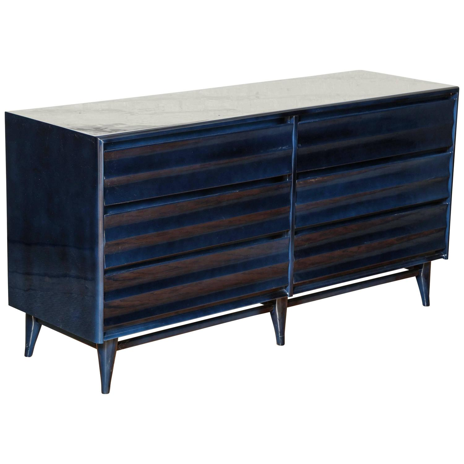 mid century modern heywood wakefield chest of drawers at