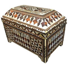 18th Century Turkish, Ottoman Box