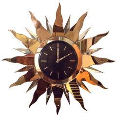 Awesome and Rare Art Deco Clock