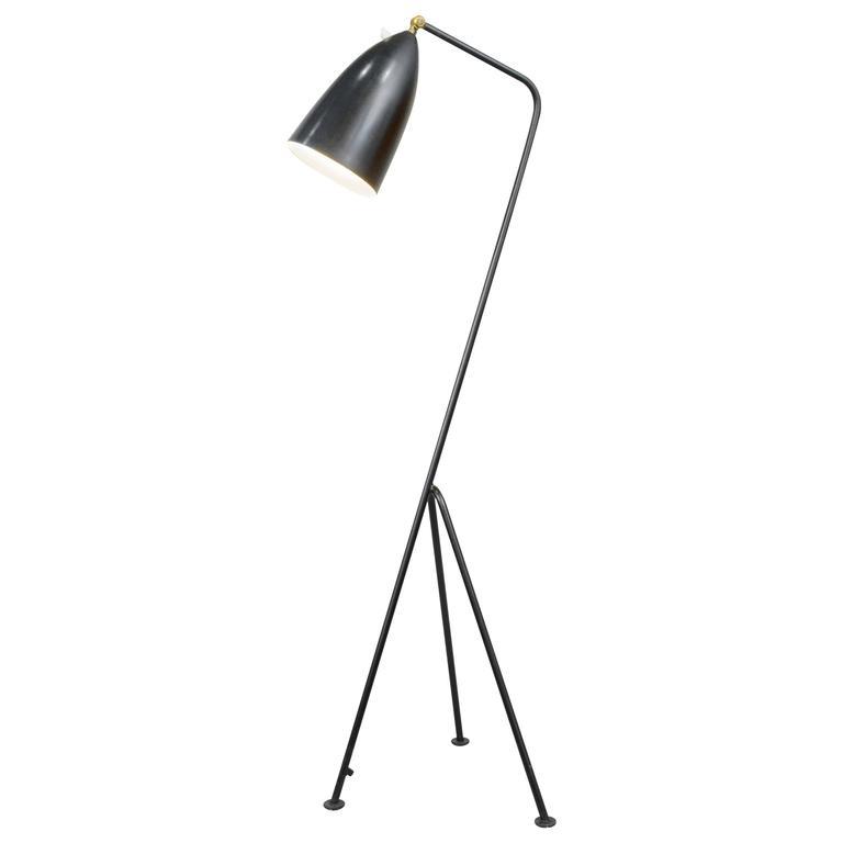 Grasshopper Lamp Grossman-Magnusson Bergboms Malmo, Sweden