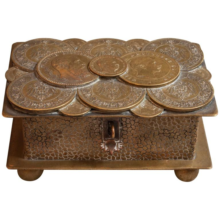 Coin Box For Sale