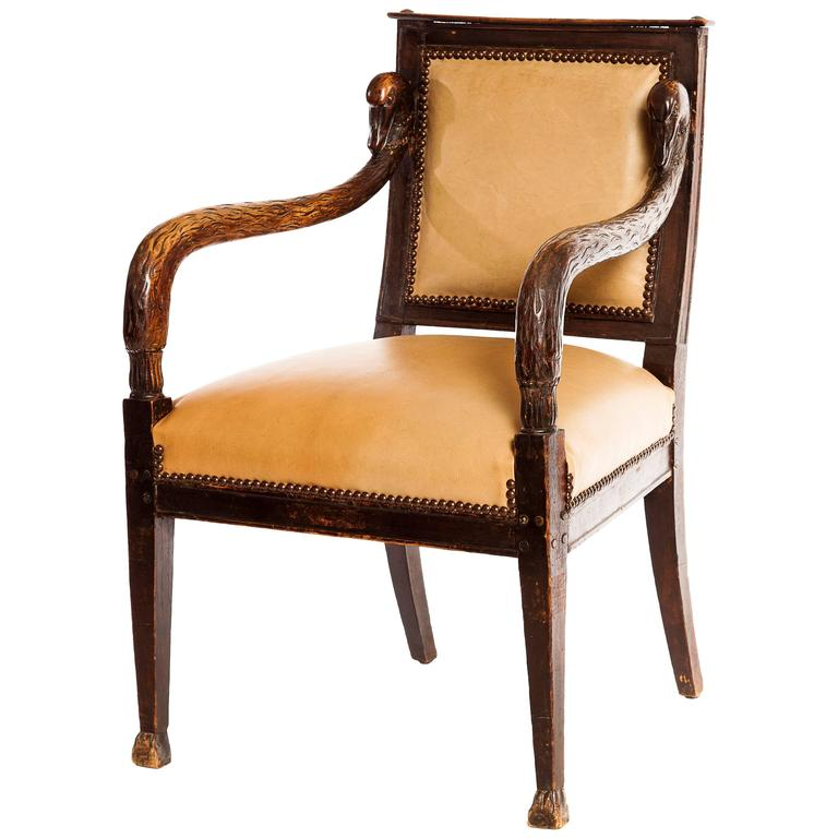 19th Century English Arm Chair