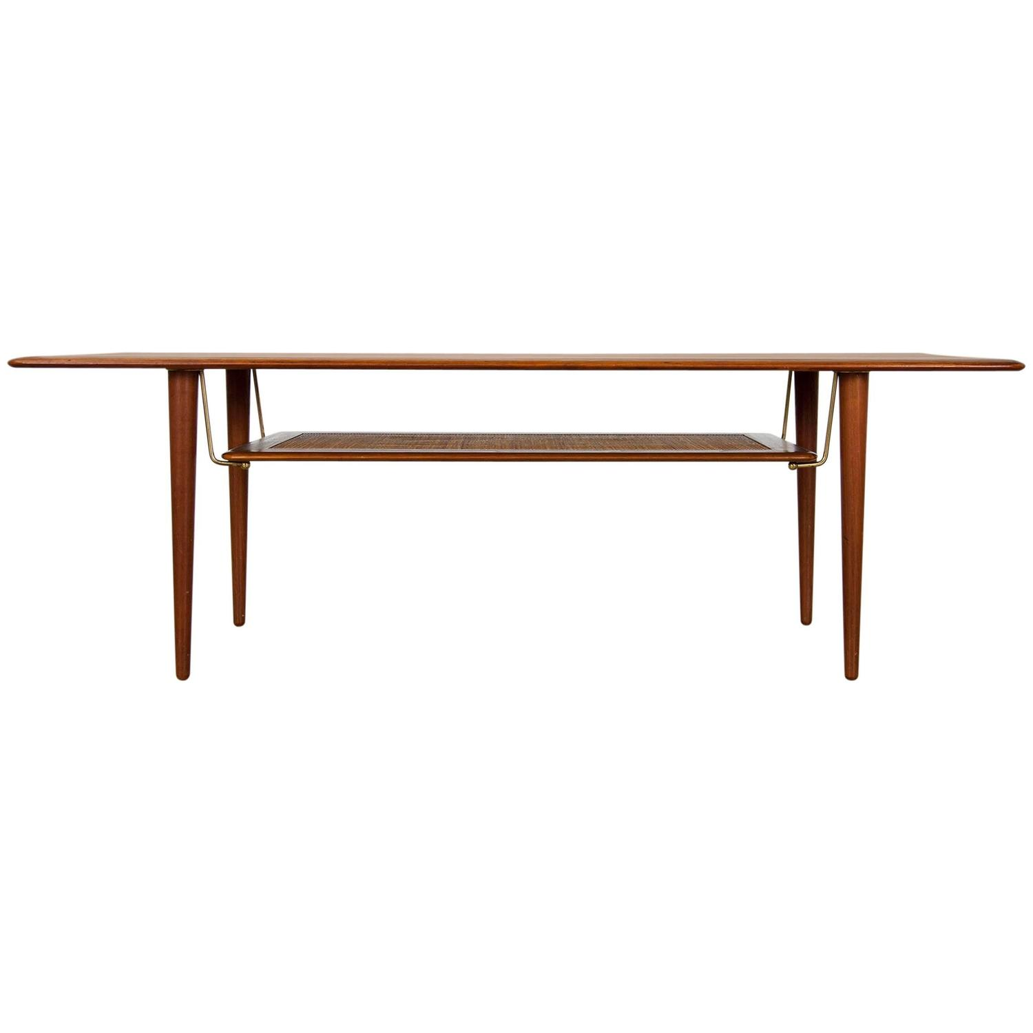 Coffee Table by Peter Hvidt and Orla Molgaard Nielsen for France