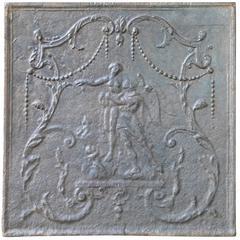 19th Century Abduction of Persephone Fireback