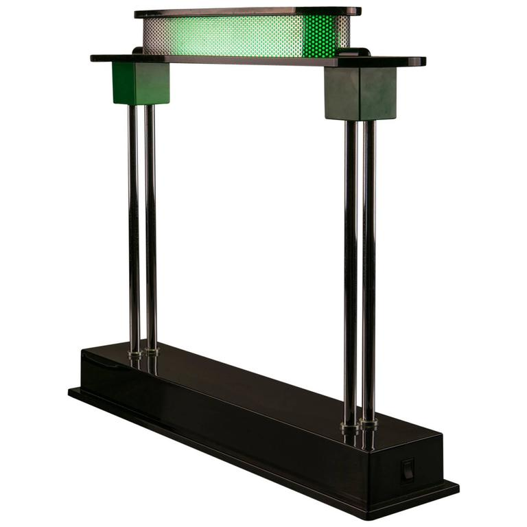 """Pausania"" Table Lamp by Ettore Sottsass for Artemide"