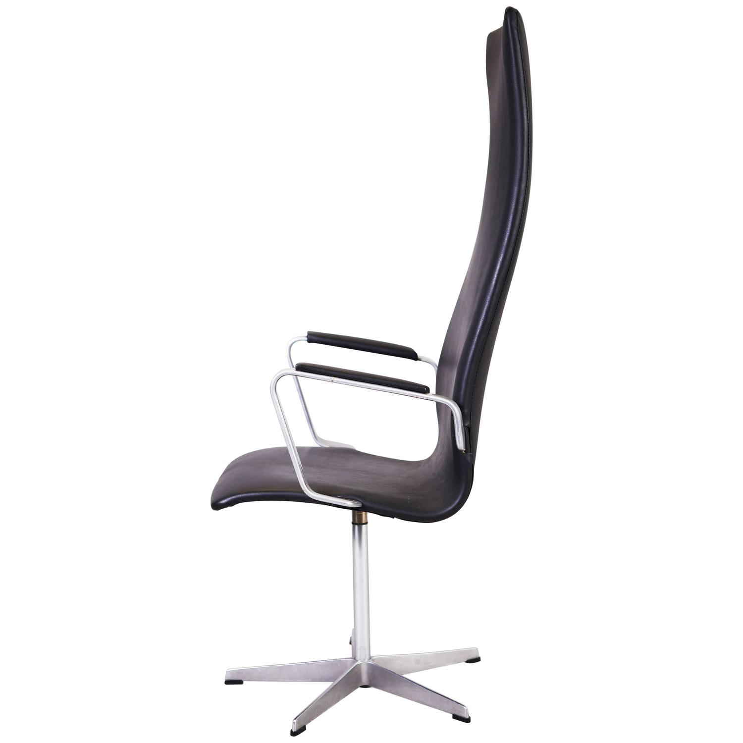 Oxford Chair By Arne Jacobsen For Fritz Hansen Circa 1965 For Sale At 1stdibs