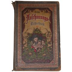 "19th Century German ""Children's First Picture Book"""