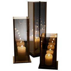 Arturo Erbsman Kaleido, Original Three Candleholders Set