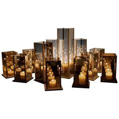Arturo Erbsman Kaleido, Original 12 Candleholders Set