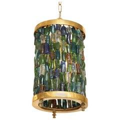 Small Multicolored Lantern
