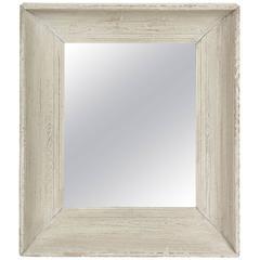 Raw Oak Framed Mirror