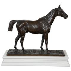 Horse Bronze by C Fratin