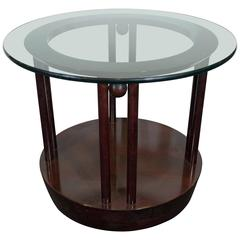 Occasional Circular Table in the Manner of Josef Hoffmann